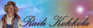 Raili Kokkola's Newest Banner (logo)