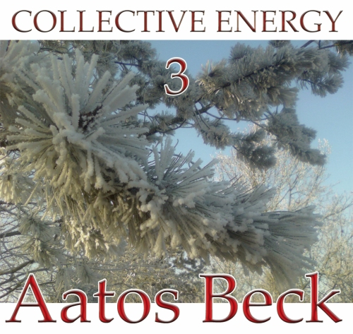 New Cd Cover by Aatos Beck © 28-10-2008
