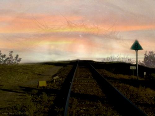 Journey through the Eye by Aatos Beck ATB © 29-10-2009